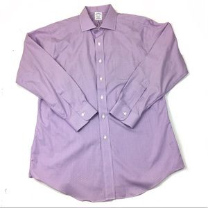 Brooks Brothers Regent Button Front Shirt  17/34